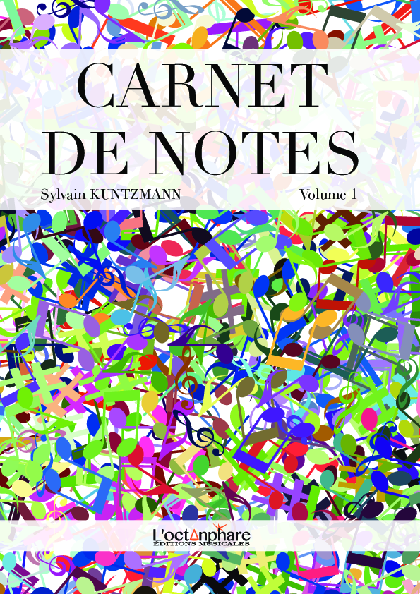Couverture Carnet de notes